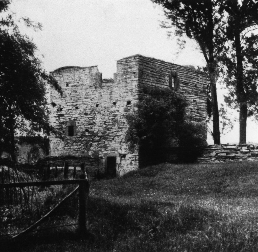 Von Norden gesehen (1924).