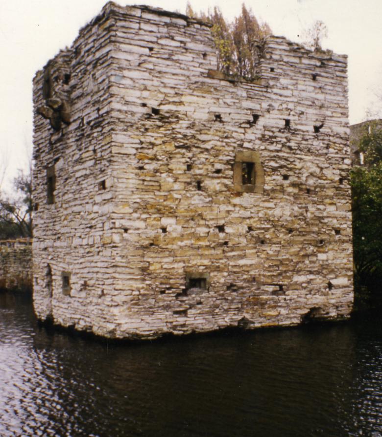 Südliche Ansicht (ca.1995).