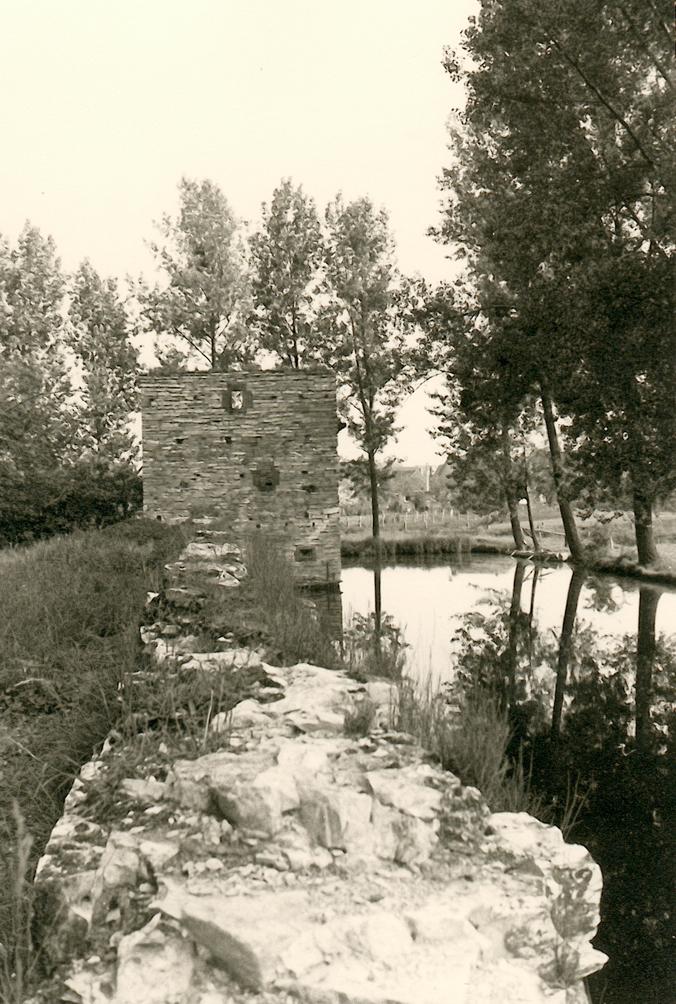 Nordwestliche Ansicht (1975).