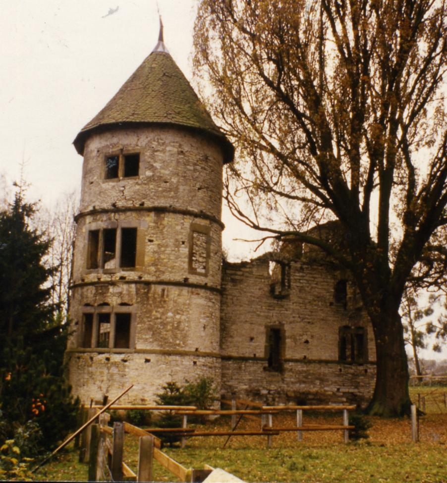 Herrenhaus von Norden (ca. 1980).