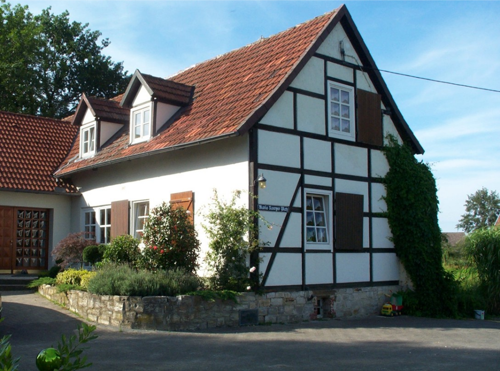 Ehemaliges Torhaus (2007).