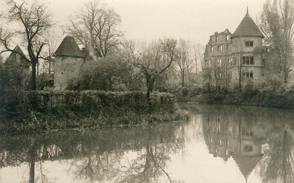 Vernaburg von Norden (ca. 1938).