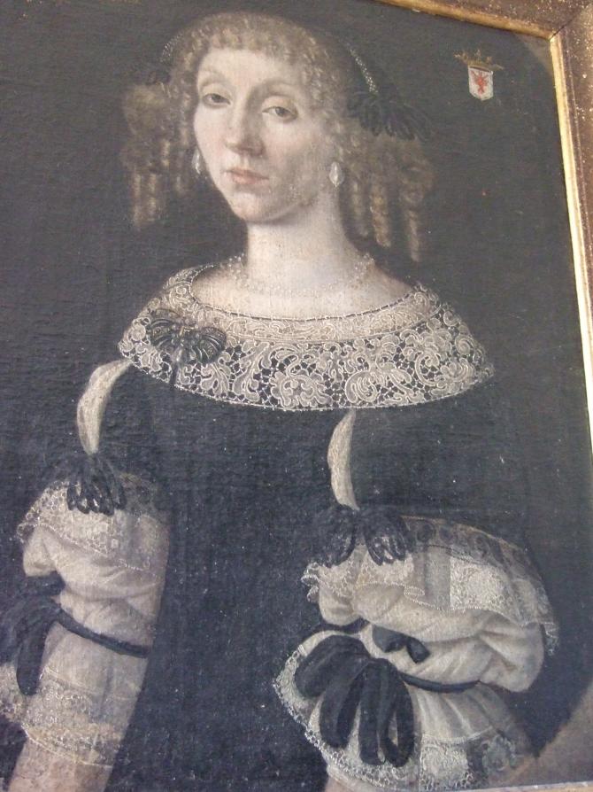Anna-Maria von und zu Brenken (geb. von Krewet).