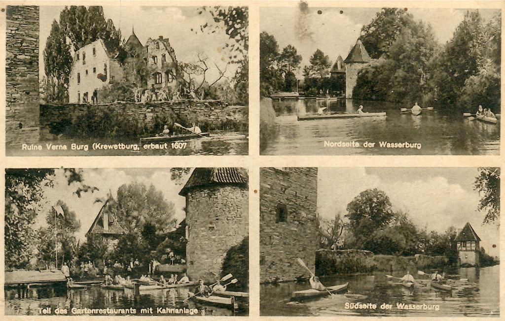 Postkarte (Jos. Kaup, Geseke, ca. 1935)