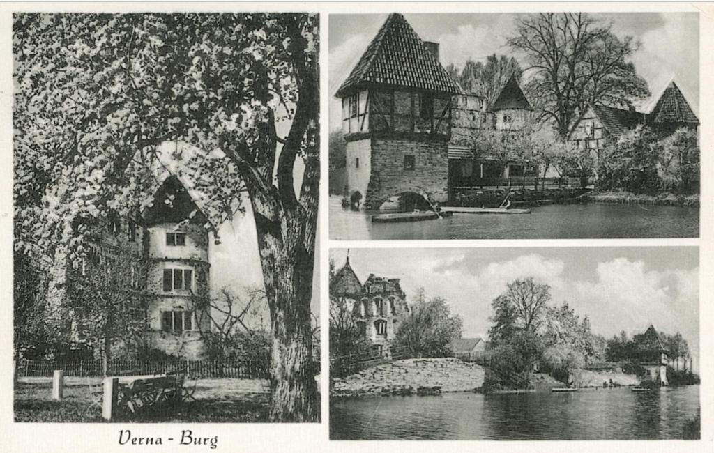 Postkarte (ca. 1954).